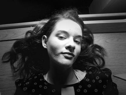 Headshot of Mia Stephens | Photo by Kix Patterson