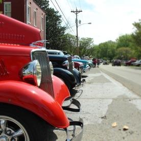 Car show | Photo by Kix Patterson